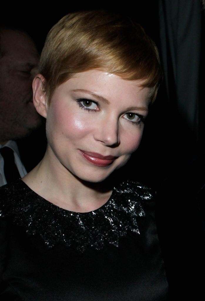Michelle Williams was pretty in LA.