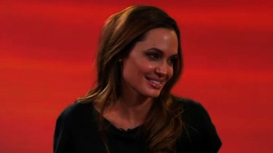 Video: See Maddox Surprise Angelina Jolie!