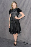 Chloe Moretz stepped out in Chanel for the 2012 Critics' Choice Movie Awards.