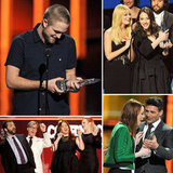 Best Reaction Pictures From the 2012 People's Choice Awards