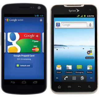 Sprint Galaxy Nexus and Viper Details