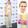 Diane Kruger at Critics&#039; Choice 2012