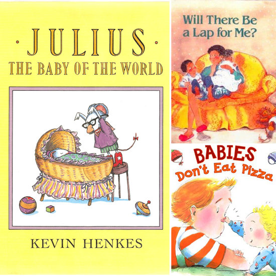Baby on Board! Books to Help Talk to Tots About a New Baby