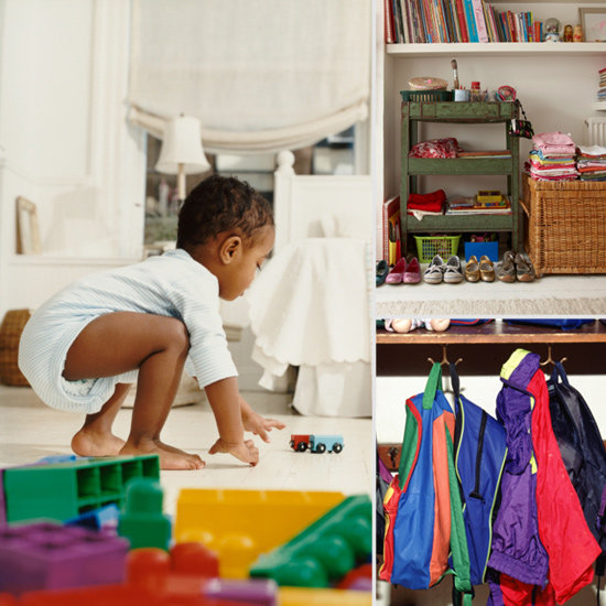 Organize Your Life: 5 Tips For Getting the Kid's Room Under Control