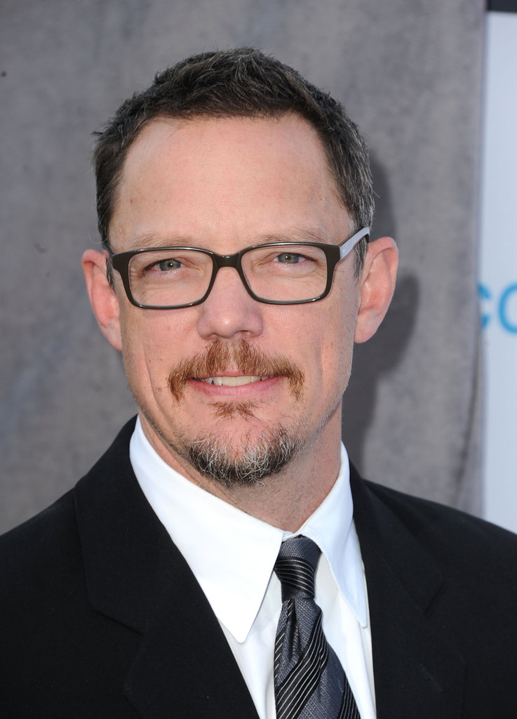 Matthew Lillard gets scruffy at the Critics' Choice Awards.