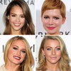 Celebrity Beauty Looks From InStyle's Pre-Golden Globe Awards Event