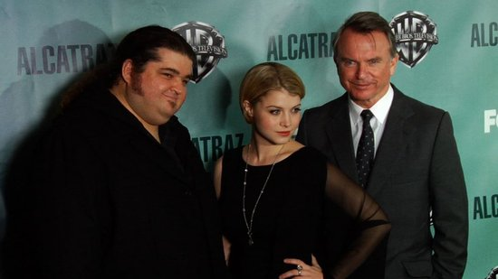 Video: See Inside the Premiere of J.J. Abrams's Hot New TV Series, Alcatraz!