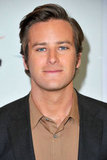 Armie Hammer at AFI Awards.