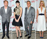 George, Leo, Claire, Rooney, and More Continue the Award Show Fun at AFI