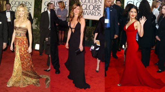 Golden Globes Fashion Moments You Can't Miss!