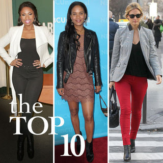 Best Celebrity Style For January 9, 2012