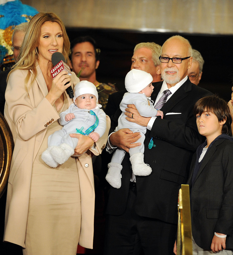 "While undergoing IVF treatments, Celine Dion spoke with Oprah Winfrey about her fertility struggles in 2010: ""They said that I was pregnant, and a couple of days after, we were not pregnant again. We didn't want to feel like we were playing yo-yo. 'I'm pregnant. I'm not pregnant. I'm pregnant. I'm not pregnant.' So we didn't want to do this thing. But we did have a miscarriage . . . I never gave up. But I can tell you that it was physically and emotionally exhausting."""