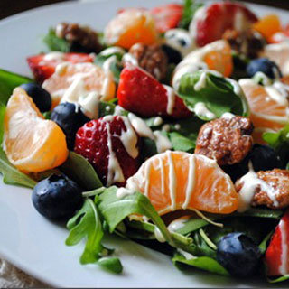 Fruit In Salad Doubles Your Fiber Intake