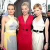 2012 Critics&#039; Choice Awards Red Carpet Celebrity Pictures