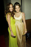 Sophia Bush and Minka Kelly