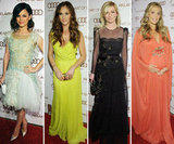 Rachel Bilson and Kirsten Dunst Art of Elysium Heaven Gala