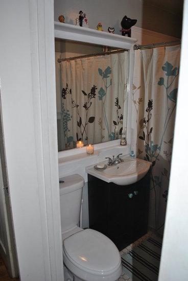The Bathroom Makeover