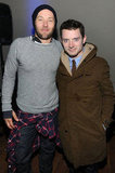 Joel Edgerton and Elijah Wood