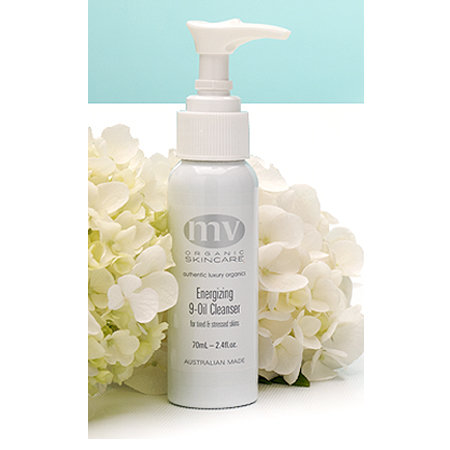 MV Organics Energising 9-Oil Cleanser, $84