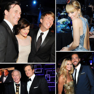 2012 Golden Globes NBC After Party Celebrity Pictures