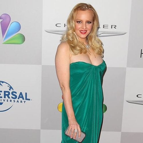 Bridesmaids' Wendi McLendon-Covey at the NBC Golden Globes Afterparty