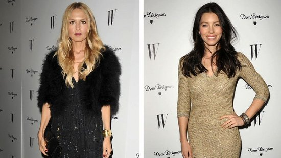 Video: Rachel Zoe Plans a Movie Marathon After Partying With a Ring-Less Jessica Biel