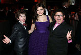Nolan Gould, Ariel Winter and Rico Rodriguez at the Golden Globes.