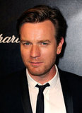 Ewan McGregor attended the Weinstein Company's 2012 Golden Globe Awards after party.