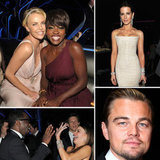 Charlize and Leonardo Bring Their Star Power Inside InStyle's Bash