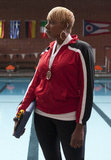 NeNe Leakes guest stars as the swim coach.  Photo courtesy of Fox