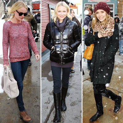 Celebrity Style at the Sundance Film Festival 2012