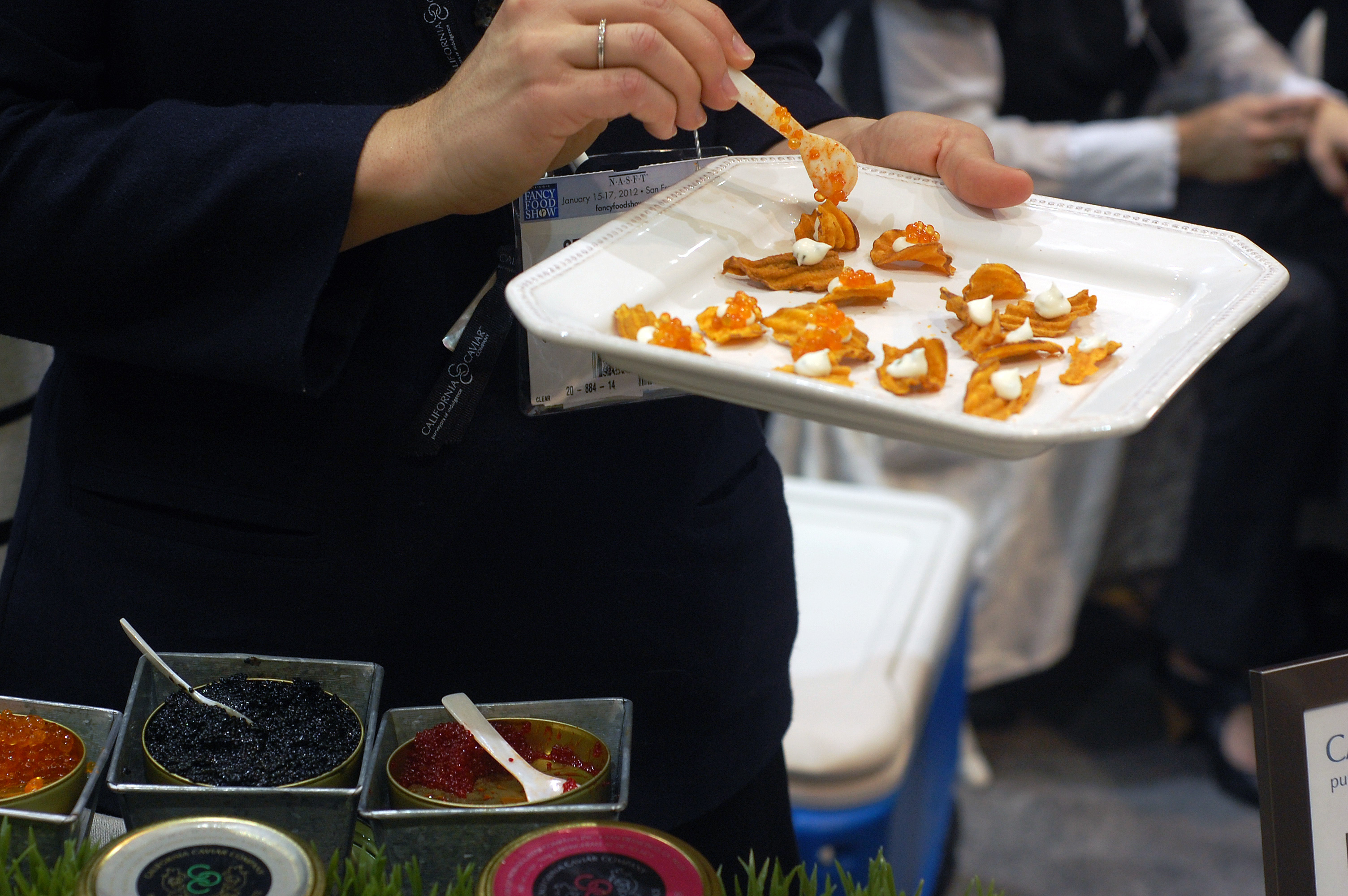 California Caviar's Salmon Roe