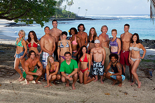 Meet the Castaways of Survivor: One World