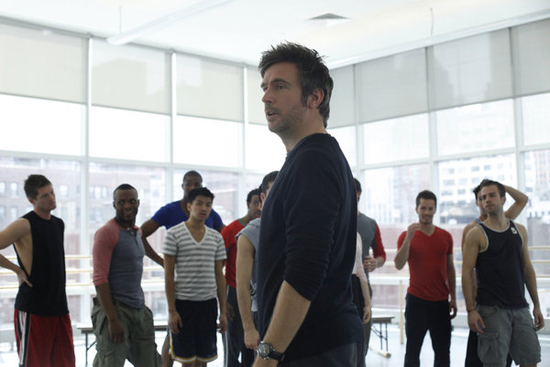 Jack Davenport in Smash.