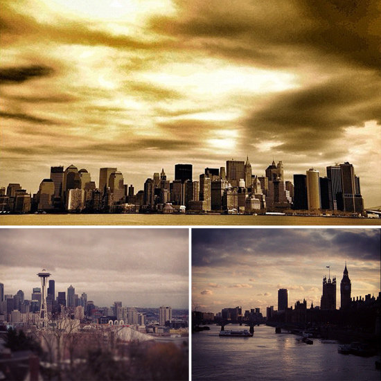Cool Capture: Skylines