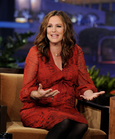 Jennifer Garner entertained the audience at The Tonight Show.