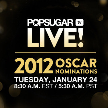 Oscar Nominations Livestream 2012