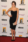 Shailene Woodley in an LBD at the 2014 Hollywood Film Awards Gala