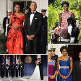 Michelle Obama celebrated the big 4-8 on Tuesday — here are 48 stylish FLOTUS looks!