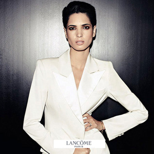 Lancôme Welcomes Hanaa Ben Abdesslem as its First Muslim Model