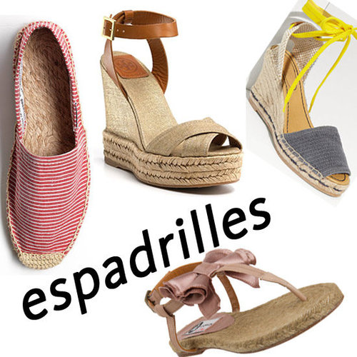 Shop The Best Top Ten Espadrille Picks For Summer