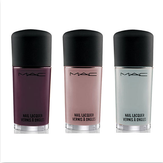 Daphne Guinness for MAC Nail Lacquer, $22 each