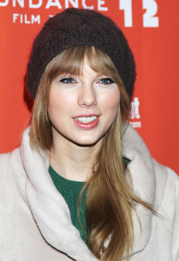 Taylor Swift Bundles Up and Heads to Sundance for Ethel Kennedy