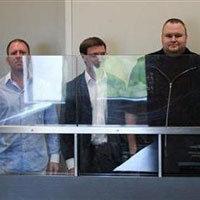 Megaupload Raid in New Zealand