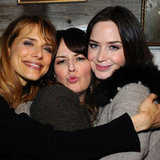 Celebrity Pictures at Bing Bar at 2012 Sundance Film Festival
