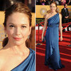Diane Lane in David Meister at the SAG Awards 2012