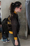 Kristen Stewart Heads to Paris While Cannes Rumors Swirl