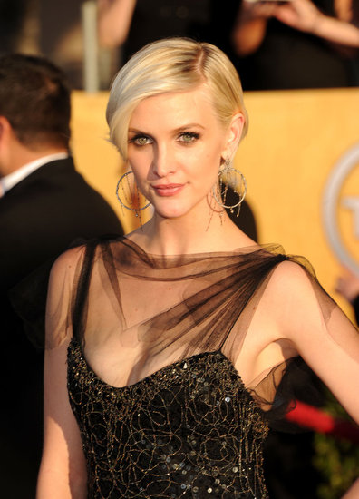 Ashlee Simpson at the SAG Awards