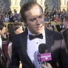 Armie Hammer SAG Awards Red Carpet (Video)
