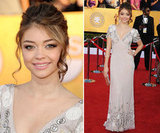 Sarah Hyland at the SAG Awards 2012